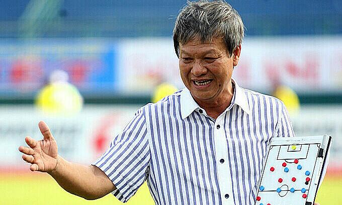 Veteran V. League coach passes away