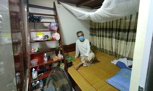 Hanoi 'cancer village' radiates distress after hospital lockdown