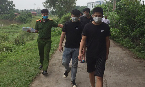 Three arrested for smuggling Chinese nationals into Vietnam