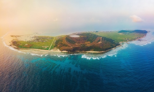 Central province wants airport on Ly Son Island