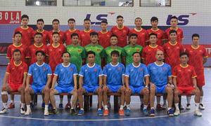 Vietnam futsal team to play Iraq after Thailand friendly cancelled