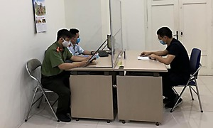 Man fined for spreading fake news on Hanoi lockdown
