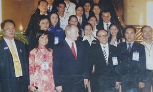 Down memory lane: hotel staff recall President Putin's visit to Vietnam