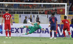 Vietnam lacks on-form goalkeepers for World Cup qualifiers