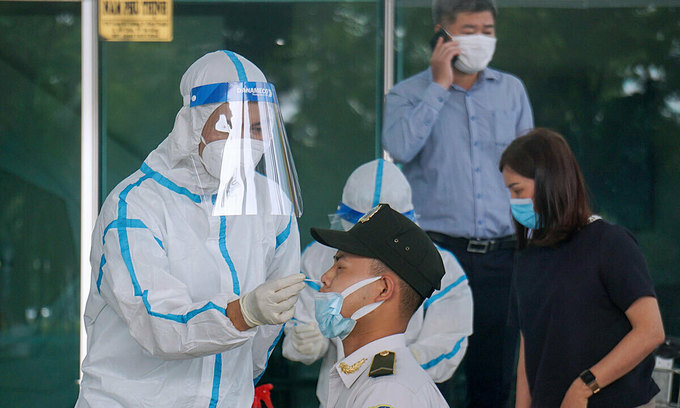 Vietnam reports 33 more local Covid-19 cases