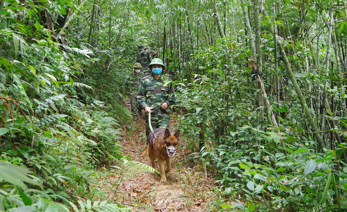 Vietnam-Laos border a potential Covid-19 spreader