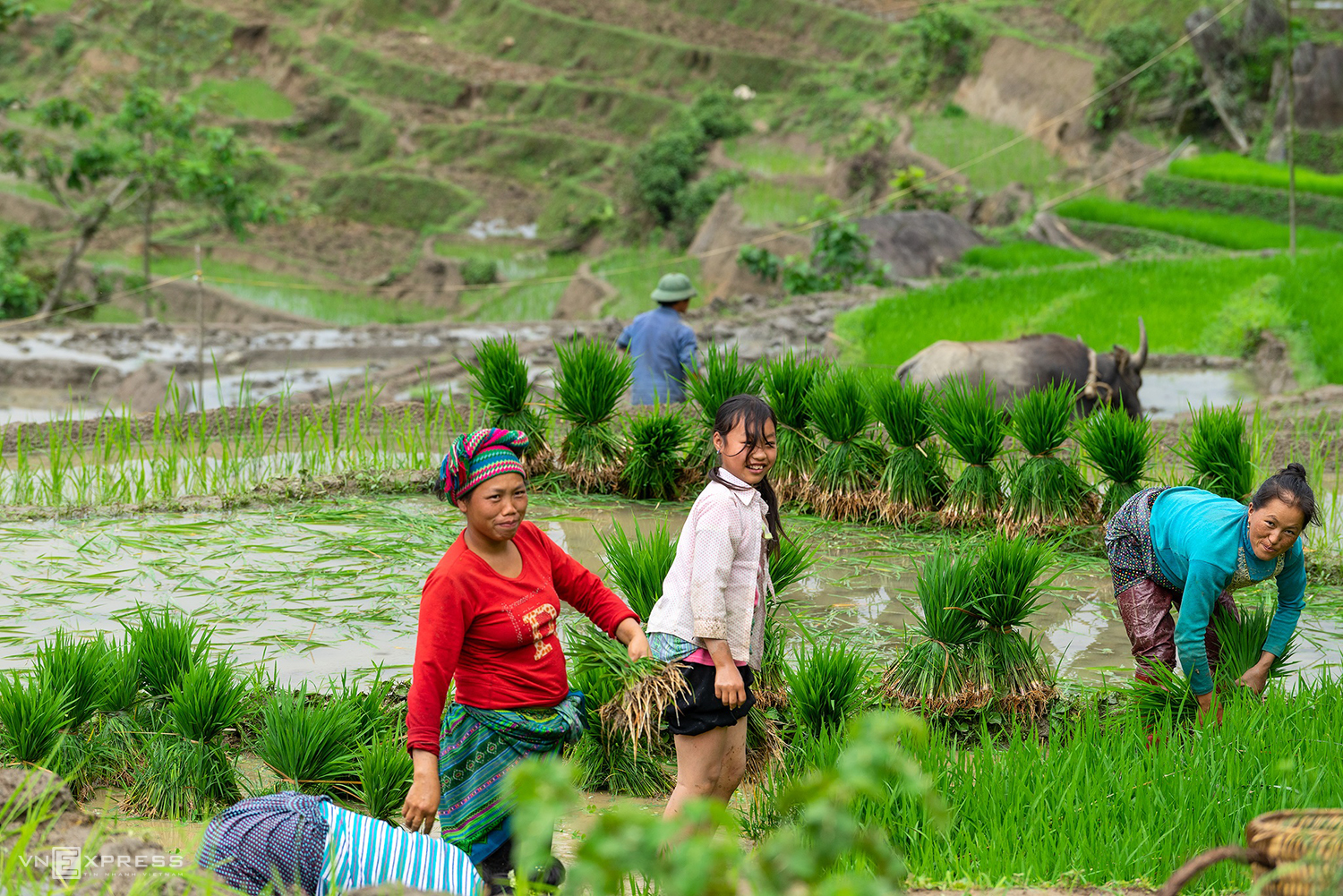 Journey back in time during northern mountainous watering season