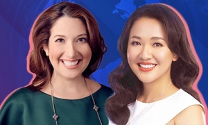 Former Facebook leaders give investment advice to women