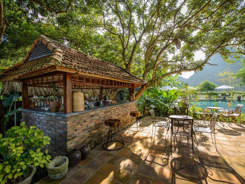Tam Coc Garden boutique resort in Ninh Binh Province. Photo courtesy of the resort.