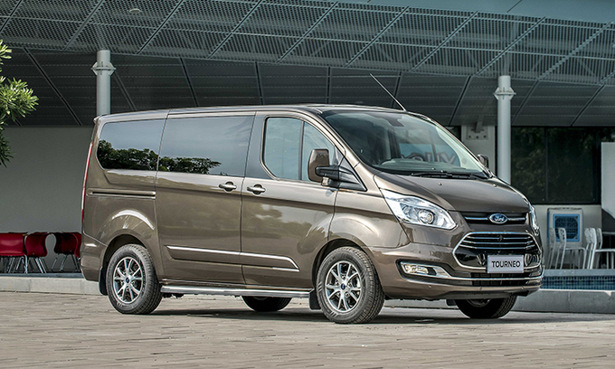 Ford to cease production of Tourneo minivan in Vietnam