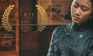 Vietnamese actress nominated at int'l film fest