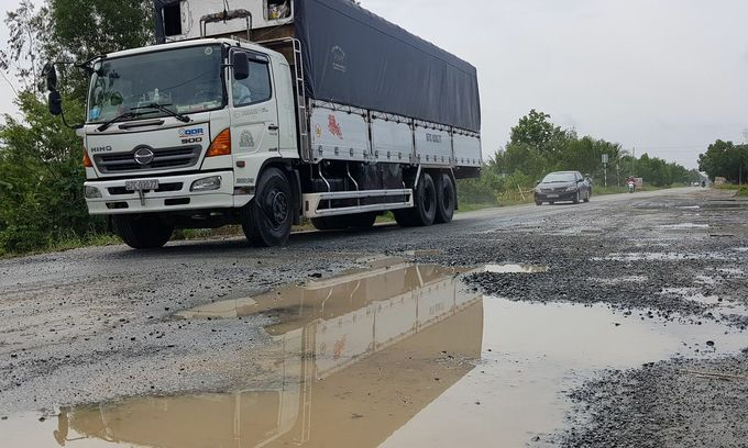 $97-mln upgrade proposed for Mekong Delta highway linking to Cambodia