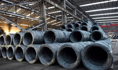 Steel price rise 'unusual' amid plentiful supply: construction ministry
