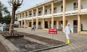 Separation of arrivals from high-risk countries and other Covid quarantine measures