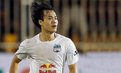 The tireless hero of Hoang Anh Gia Lai