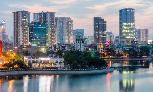 South Korean firms prefer Hanoi to HCMC for office lease