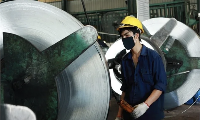 Steel firm to sell off treasury shares as price quadruples within one year