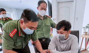 Two more arrested for bringing fake foreign experts into Vietnam