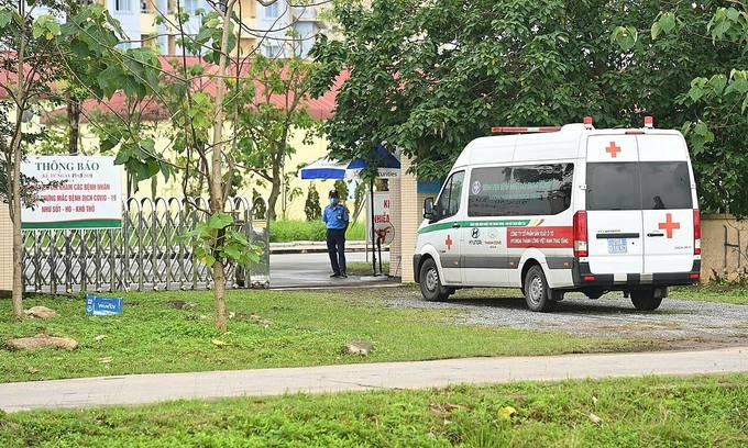 34-year-old Covid patient dies in Hanoi