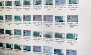Personal data leak affects thousands of Vietnamese