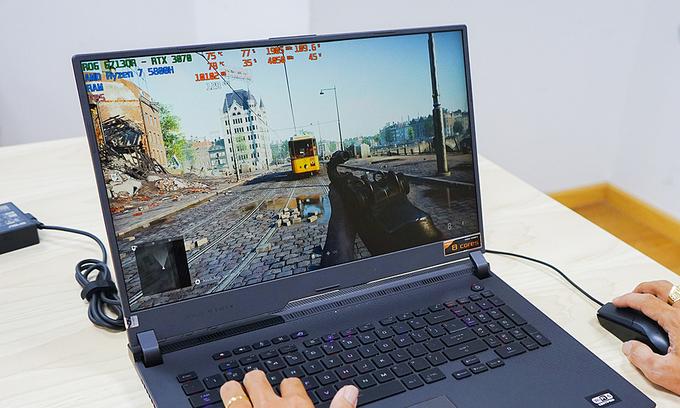Gaming laptop sales surge as Covid keeps people home