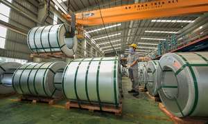 Domestic consumption, exports of steel surge