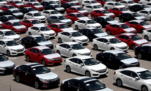 Vietnam sees 480 pct surge in cars imported from China