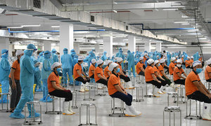 Bac Giang shuts 4 industrial parks as Covid casts long shadow