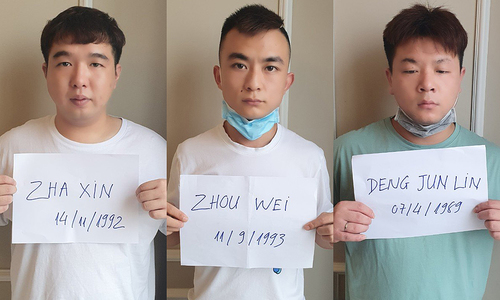 Illegal Chinese entrants found in HCMC apartment