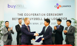 Buy2Sell Vietnam joins with CJ Logistics to boost innovation