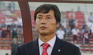 Women's football club appoints former South Korea coach