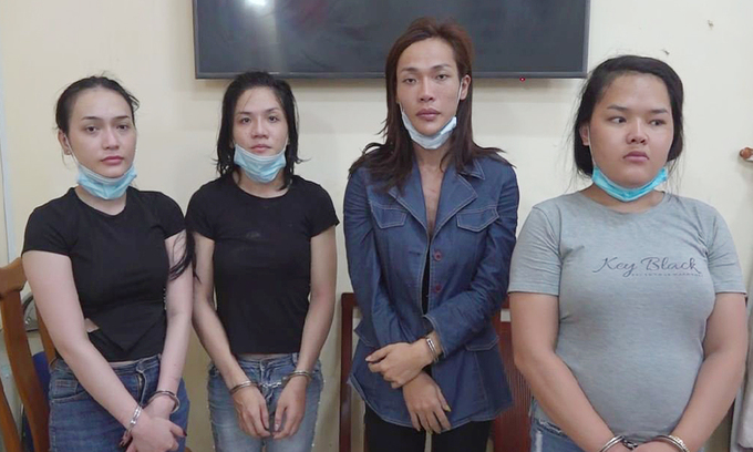 Saigon gang dupes South Korean man with massage offer to steal phone
