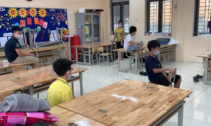 Secondary students learn to cope with quarantine summer