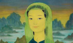 Vietnamese Mona Lisa to go under hammer