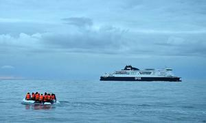 Belgium rescues 49 migrants, mainly Vietnamese