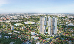HCMC real estate giants spend big on buying land elsewhere