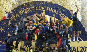 Biennial World Cup on agenda at FIFA Congress