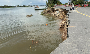Mekong Delta seeks $350 mln for building embankments