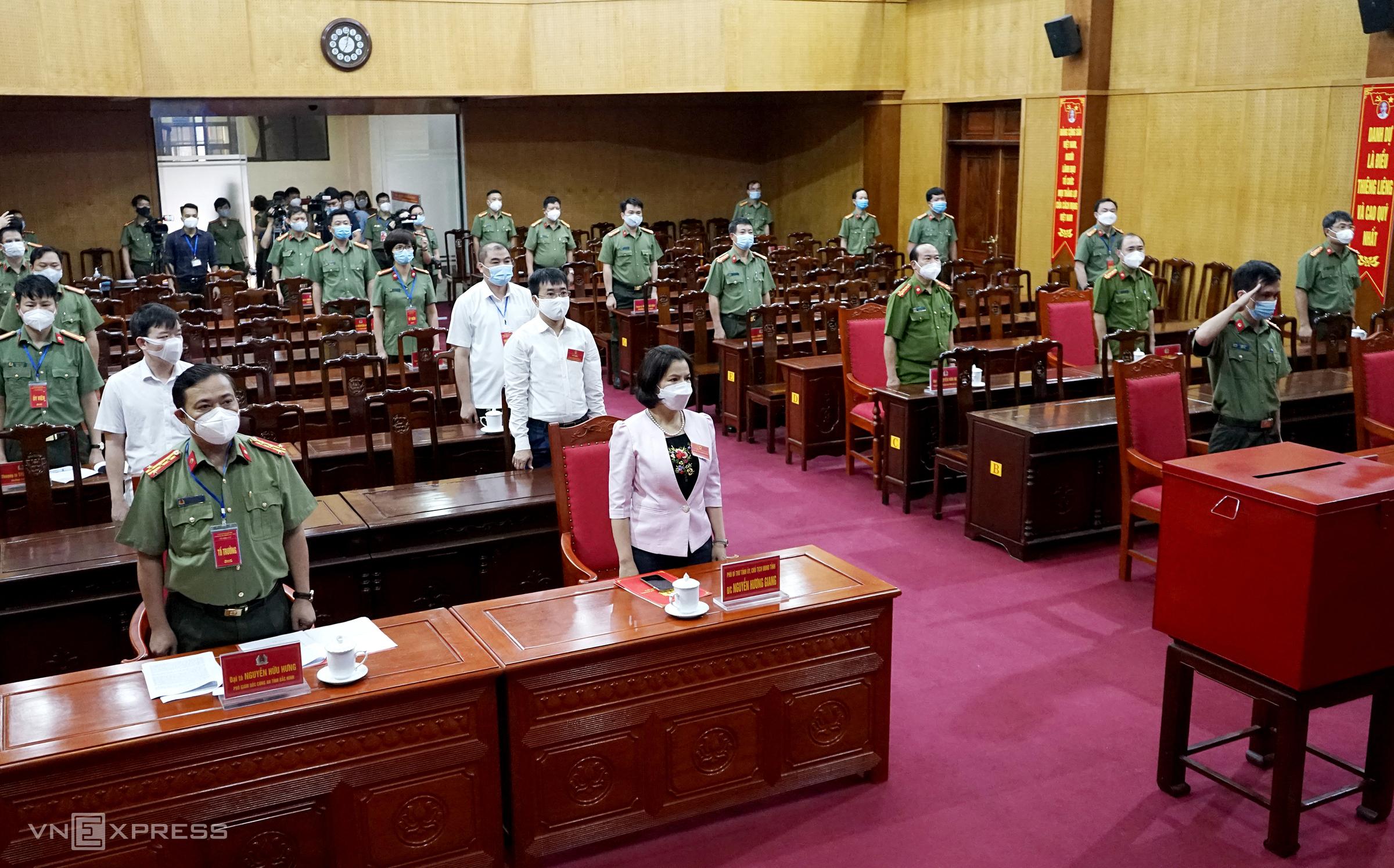 Bac Ninh holds early parliamentary election amid coronavirus outbreak