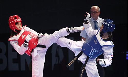 Taekwondo athlete secures Vietnam another Tokyo Olympic slot