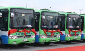 Hanoi firm urges stronger push towards clean energy buses