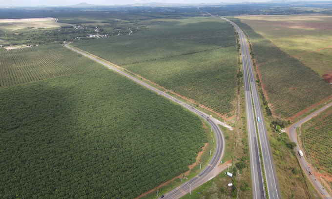Southern province to build roads to Long Thanh Airport