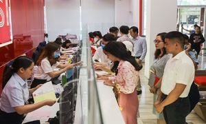 Securities firms ride stock market boom to hike capital