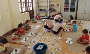 Quarantining mountainous children reveals economic plight