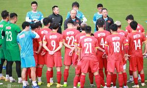 Vietnam confirms squad list for World Cup qualifiers