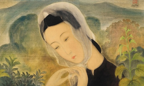 Le Pho painting sells for over $1.1 mln in Hong Kong