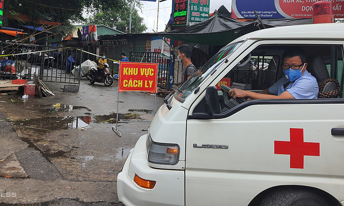 444: daily Covid-19 tally rises to all time high in Vietnam