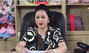 Tycoon typhoon shames Vietnamese celebs in live-stream video