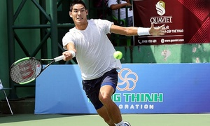 Vietnamese-American tennis pro advances in French Open qualifiers