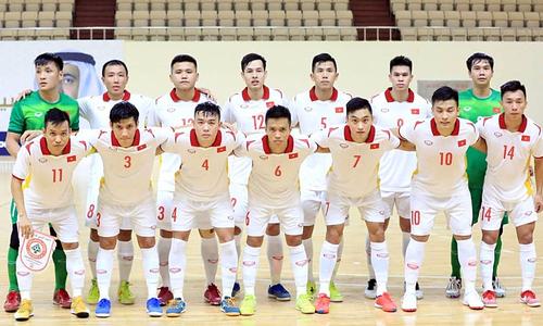 Vietnam climb world futsal ranking after qualifying for World Cup